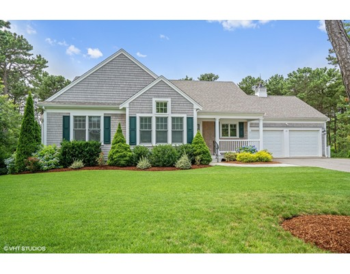 Single Family Home for Sale at 19 Eagle Lane Barnstable, Massachusetts 02635 United States