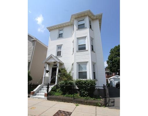 Casa Unifamiliar por un Alquiler en 176 Sydney Boston, Massachusetts 02125 Estados Unidos