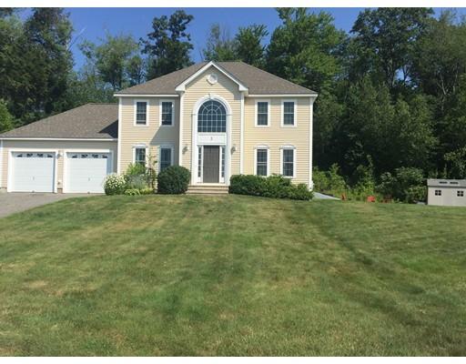 Maison unifamiliale pour l Vente à 3 EASTERN LANE Rutland, Massachusetts 01543 États-Unis
