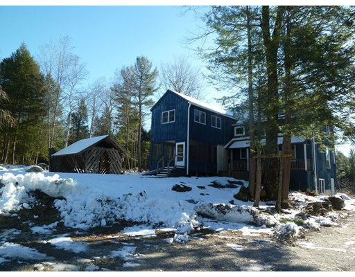 Single Family Home for Sale at 555 Northfield Road Warwick, Massachusetts 01378 United States