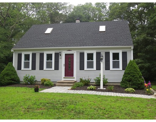 Single Family Home for Sale at 35 Stage Coach Road Barnstable, Massachusetts 02632 United States