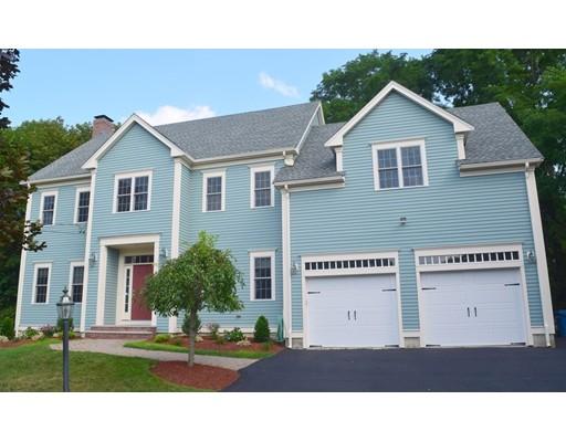 独户住宅 为 销售 在 7 Old Coach Road 坎墩, 马萨诸塞州 02021 美国