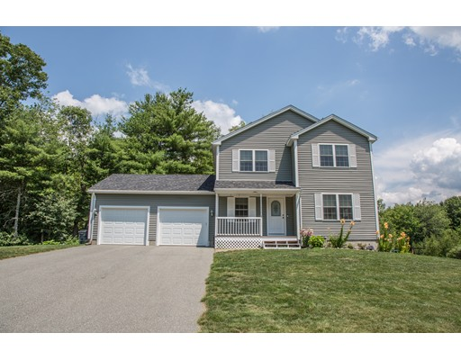 Single Family Home for Sale at 9 Meadow Pond Road Belchertown, Massachusetts 01007 United States