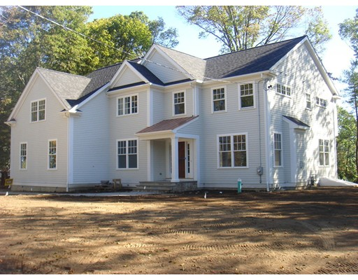Single Family Home for Sale at 6 Nod Hill Road Newton, Massachusetts 02461 United States