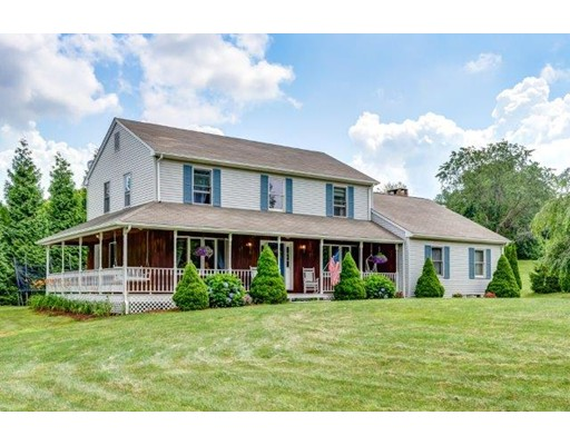 Casa Unifamiliar por un Venta en 179 Mile Hill Road Tolland, Connecticut 06084 Estados Unidos