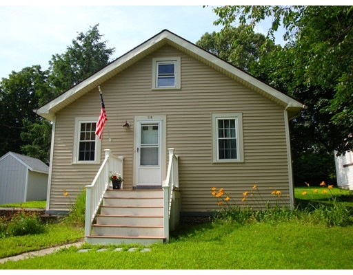 Single Family Home for Sale at 118 Boyce Street Auburn, Massachusetts 01501 United States