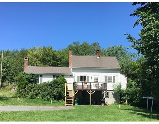 Частный односемейный дом для того Продажа на 1194 West Street 1194 West Street Amherst, Массачусетс 01002 Соединенные Штаты