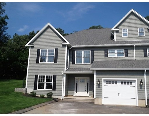 تاون هاوس للـ Rent في 23 Jack's Drive #23 Agawam, Massachusetts 01030 United States
