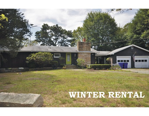 Single Family Home for Rent at 611 Head Of The Bay Road #WINTER Bourne, Massachusetts 02532 United States