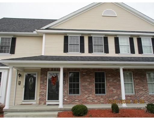 联栋屋 为 出租 在 138 Main Street #11 138 Main Street #11 Westfield, 马萨诸塞州 01085 美国