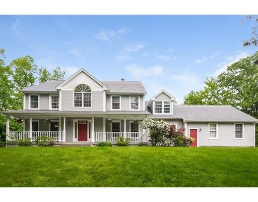 Maison unifamiliale pour l Vente à 131 Loomis Ridge Westfield, Massachusetts 01085 États-Unis