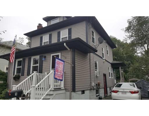 Maison unifamiliale pour l Vente à 5 Wood Street 5 Wood Street Fairhaven, Massachusetts 02719 États-Unis