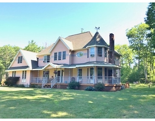 Single Family Home for Sale at 160 East County Road Rutland, Massachusetts 01543 United States