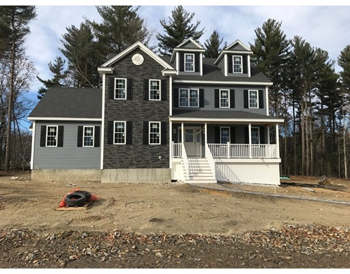Single Family Home for Sale at 12 HEMLOCK LANE Billerica, Massachusetts 01821 United States