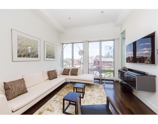 شقة للـ Rent في 360 Newbury St #407 360 Newbury St #407 Boston, Massachusetts 02115 United States