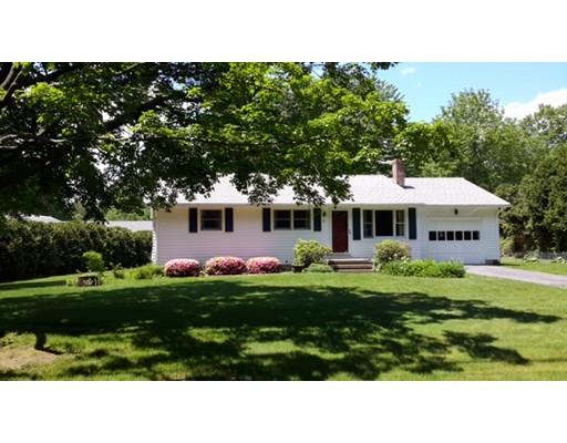 独户住宅 为 销售 在 19 Straits Road Hatfield, 马萨诸塞州 01038 美国