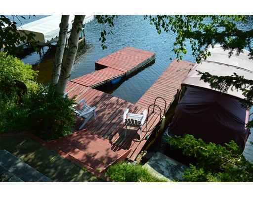 Single Family Home for Sale at 142 Kibbe Road Otis, Massachusetts 01253 United States