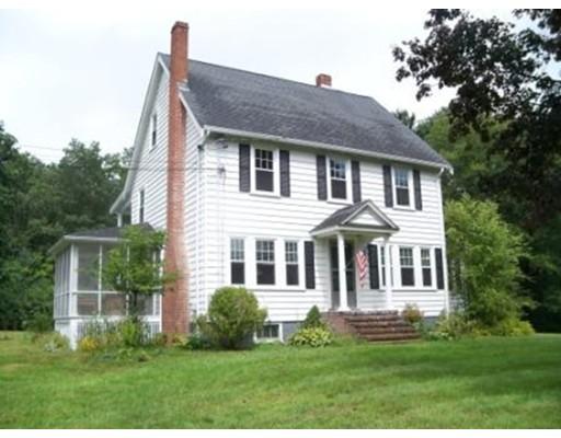 独户住宅 为 出租 在 393 West Street 沃波尔, 马萨诸塞州 02081 美国