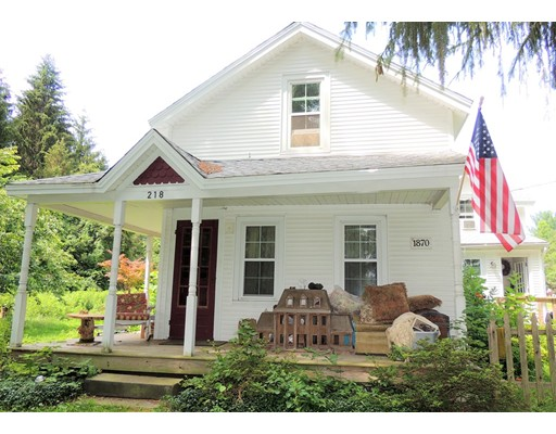 Single Family Home for Sale at 218 E Longmeadow Road Hampden, Massachusetts 01036 United States
