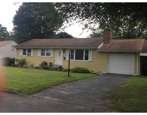 واحد منزل الأسرة للـ Rent في 43 Nye Street Chicopee, Massachusetts 01013 United States