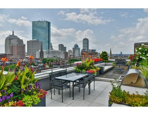 Condominio por un Venta en 6 Arlington Street #PH Boston, Massachusetts 02116 Estados Unidos