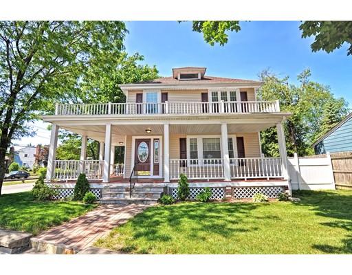 Частный односемейный дом для того Продажа на 732 Armistice Blvd Pawtucket, Род-Айленд 02861 Соединенные Штаты