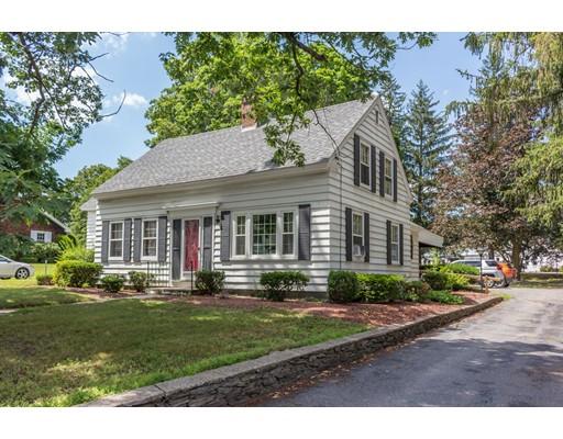 Частный односемейный дом для того Аренда на 380 Main Street Leominster, Массачусетс 01453 Соединенные Штаты