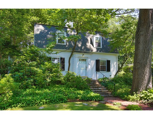 Single Family Home for Sale at 231 Mill Street Newton, Massachusetts 02460 United States