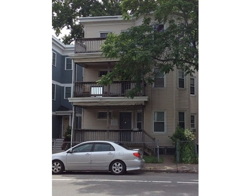 Multi-Family Home for Sale at 3916 Washington Street Boston, Massachusetts 02131 United States