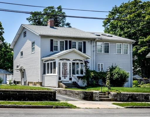 独户住宅 为 出租 在 43 Gorman Road 弗雷明汉, 马萨诸塞州 01702 美国