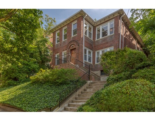 Condominium for Sale at 9 Colbourne Crescent Brookline, Massachusetts 02445 United States