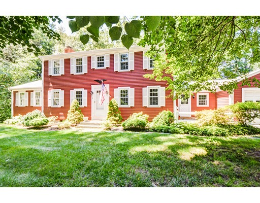 Single Family Home for Sale at 8 Agawam Road Acton, Massachusetts 01720 United States