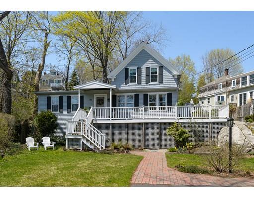 Maison unifamiliale pour l à louer à 34 Streetockbridge Street Cohasset, Massachusetts 02025 États-Unis