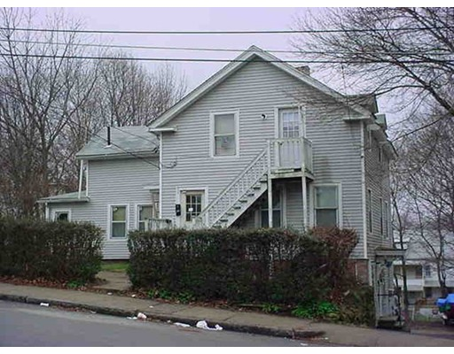 Multi-Family Home for Sale at 48 Pine Street Southbridge, 01550 United States