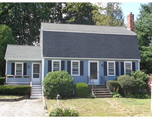 独户住宅 为 销售 在 17 Bates Lane 科哈塞特, 马萨诸塞州 02025 美国
