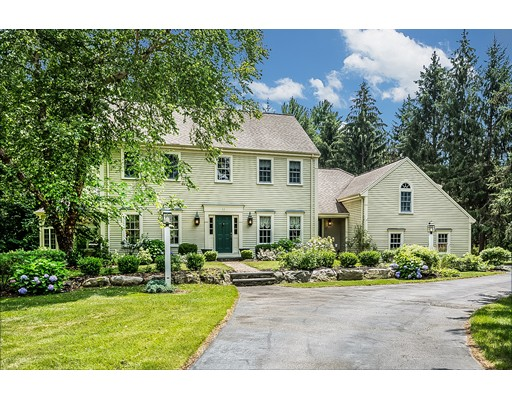 Single Family Home for Sale at 12 Dana Road Boxford, Massachusetts 01921 United States