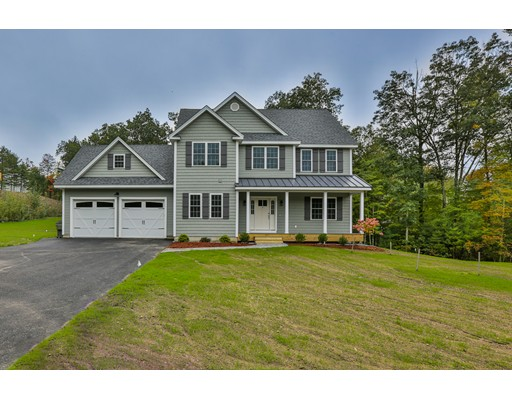 Single Family Home for Sale at 8 Amelia Way Groton, Massachusetts 01450 United States