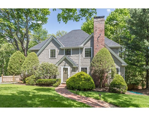 Single Family Home for Sale at 52 Greylock Road Newton, Massachusetts 02465 United States