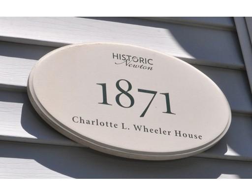 Condominium for Sale at 6 Rockland Place Newton, Massachusetts 02464 United States