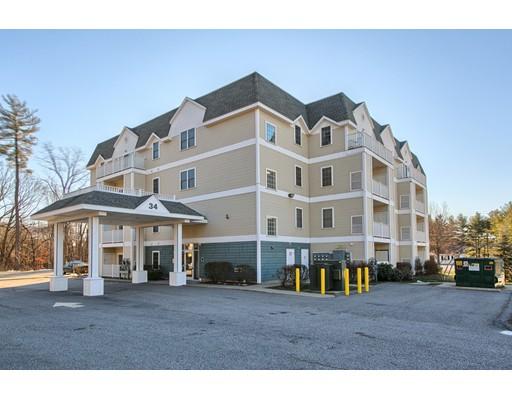 独户住宅 为 出租 在 34 Burnham Road Methuen, 马萨诸塞州 01844 美国