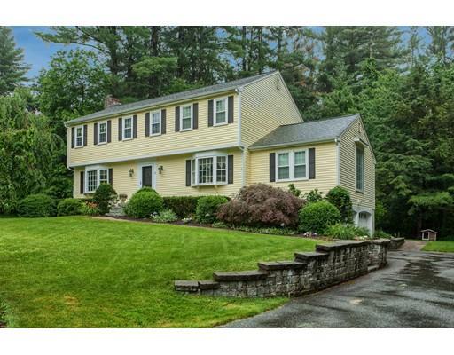 独户住宅 为 销售 在 12 Mansfield Drive Chelmsford, 马萨诸塞州 01824 美国