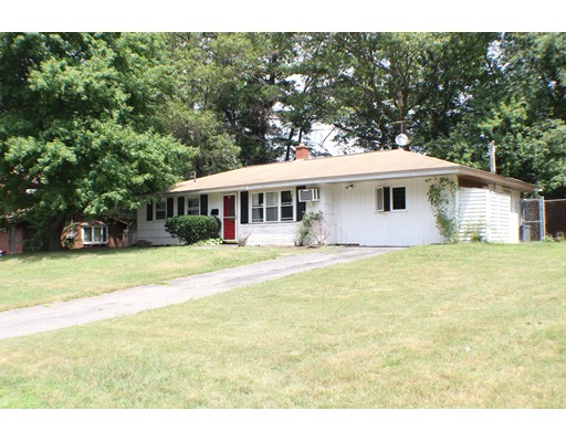 Single Family Home for Sale at 133 Keswick Road Brockton, Massachusetts 02302 United States