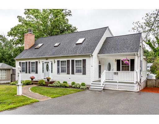 Single Family Home for Sale at 11 Stonewood Lane Braintree, Massachusetts 02184 United States