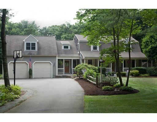 Частный односемейный дом для того Продажа на 86 Stoney Weir Road Halifax, Массачусетс 02338 Соединенные Штаты