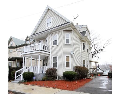 Multi-Family Home for Sale at 36 Mountain Avenue Boston, Massachusetts 02124 United States