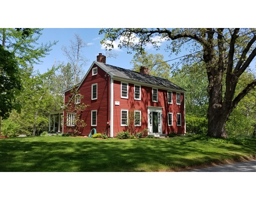 Single Family Home for Sale at 61 Davidson Road Boxborough, Massachusetts 01719 United States