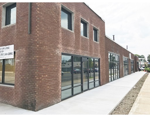 Commercial pour l à louer à 481 Eastern Avenue 481 Eastern Avenue Malden, Massachusetts 02148 États-Unis
