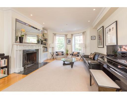 Condominium for Sale at 406 Marlborough Street Boston, Massachusetts 02115 United States
