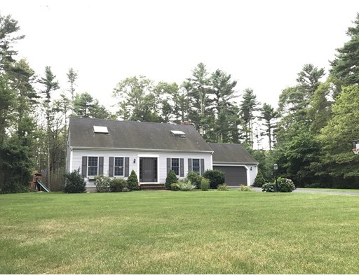 Casa Unifamiliar por un Venta en 7 Earls Court Rochester, Massachusetts 02770 Estados Unidos
