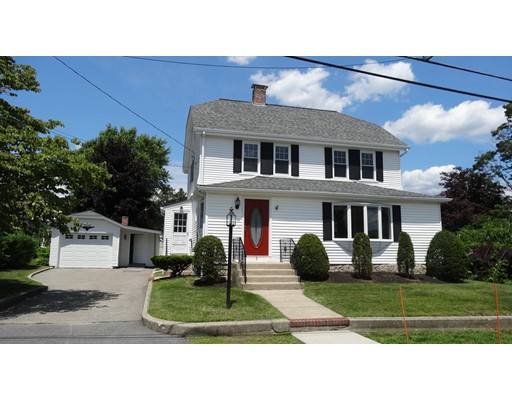 Single Family Home for Sale at 3 Westbrook Street 3 Westbrook Street Milford, Massachusetts 01757 United States